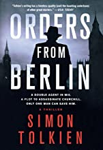 Orders from Berlin: A Thriller (Inspector Trave)