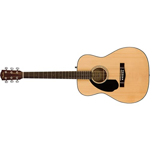 8a9cd8c84b Fender CC-60s Left Handed Acoustic Guitar - Concert Body Style - Natural