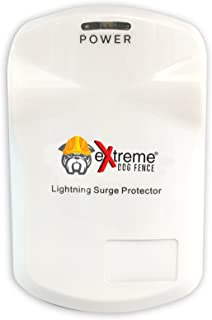 white lightning electric fence