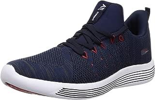 ACTION Men's Atg-75-Navy-Red_10 Navy Trekking Shoes-10 UK (44 EU) (ATG-75-NAVY-RED)