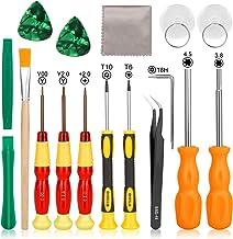 Conjunto de chaves de fenda Nintendo – Chave de fenda Younik Triwing para Nintendo 17 em 1 Kit de ferramentas profissionai...