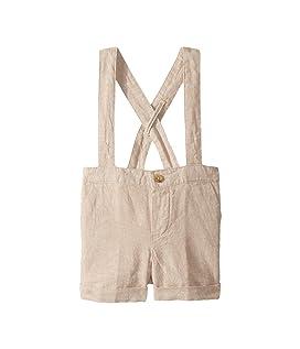 Dressy Suspender Shorts (Infant)