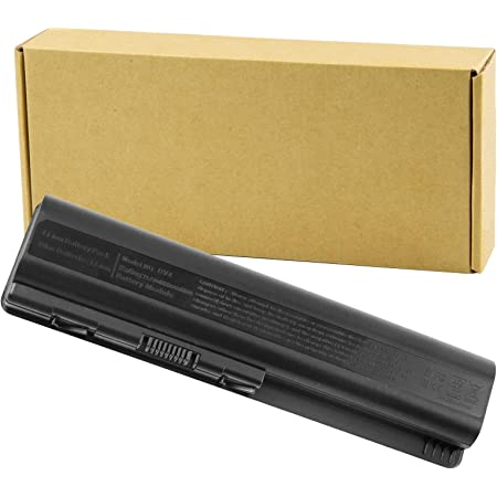 Futurebatt EV06 Laptop Battery for HP Pavilion dv4 dv5 G50 G60 G70 G71 G60-535DX Compaq Presario CQ60 CQ50 CQ40 CQ70 CQ45 484170-001 484171-001 484172-001 485041-001 485041-002