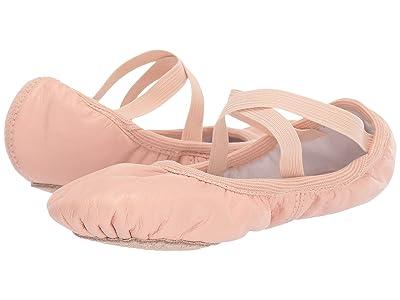 Bloch Kids Odette Ballet (Toddler/Little Kid) (Pink) Girls Shoes