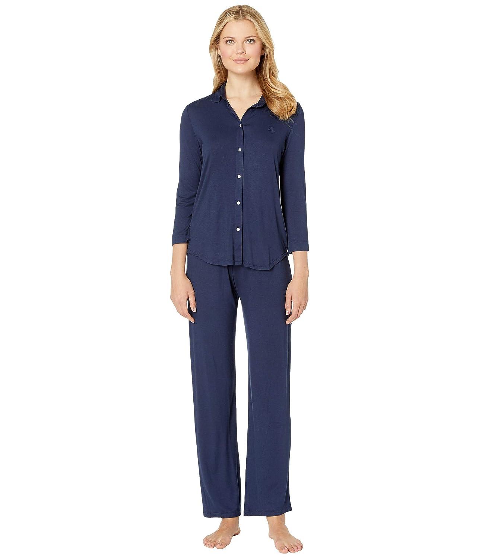 [ラルフローレン] レディース ナイトウェア His Shirt Long Pajama Set [並行輸入品]