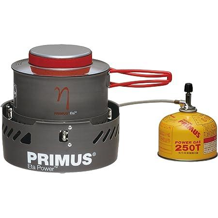 PRIMUS(プリムス) イータパワー・EF 【ガス機器適合性検査/食品検査済日本正規品】 P-ETA-EF