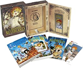 The Promised Neverland - Coffret Roman & T09
