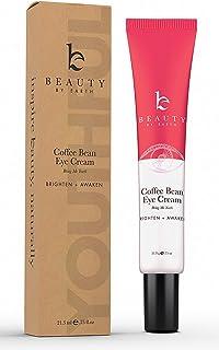 Under Eye Cream - Natural & Organic Anti Aging Skin Care Ingredients for Dark Circles Under Eye Treatment, Under Eye Bags ...