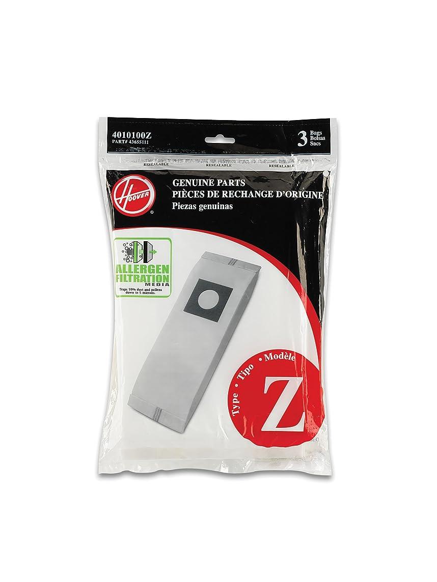 Hoover Type Z Allergen (3-Pack), 4010100Z 3PK Z Allerg Bag