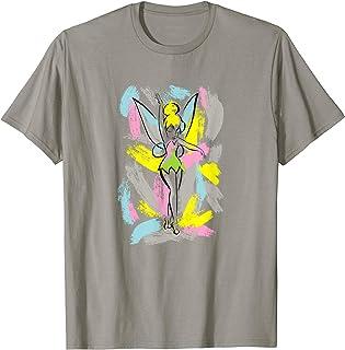 Tinker Bell Brushstrokes T-Shirt T-Shirt