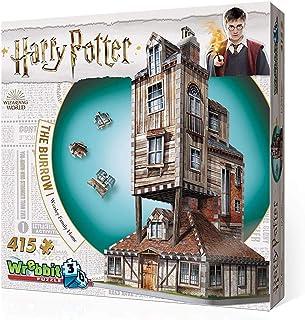 Wrebbit-3D Puzzle, W3D-1011, Multicolore, Standard