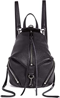 Women's Convertible Mini Julian Backpack, Black, One Size