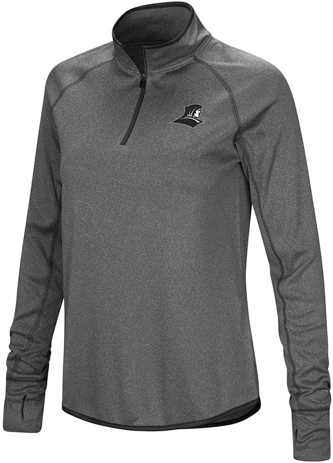 Colosseum Womens Providence Friars Quarter Zip Wind Shirt