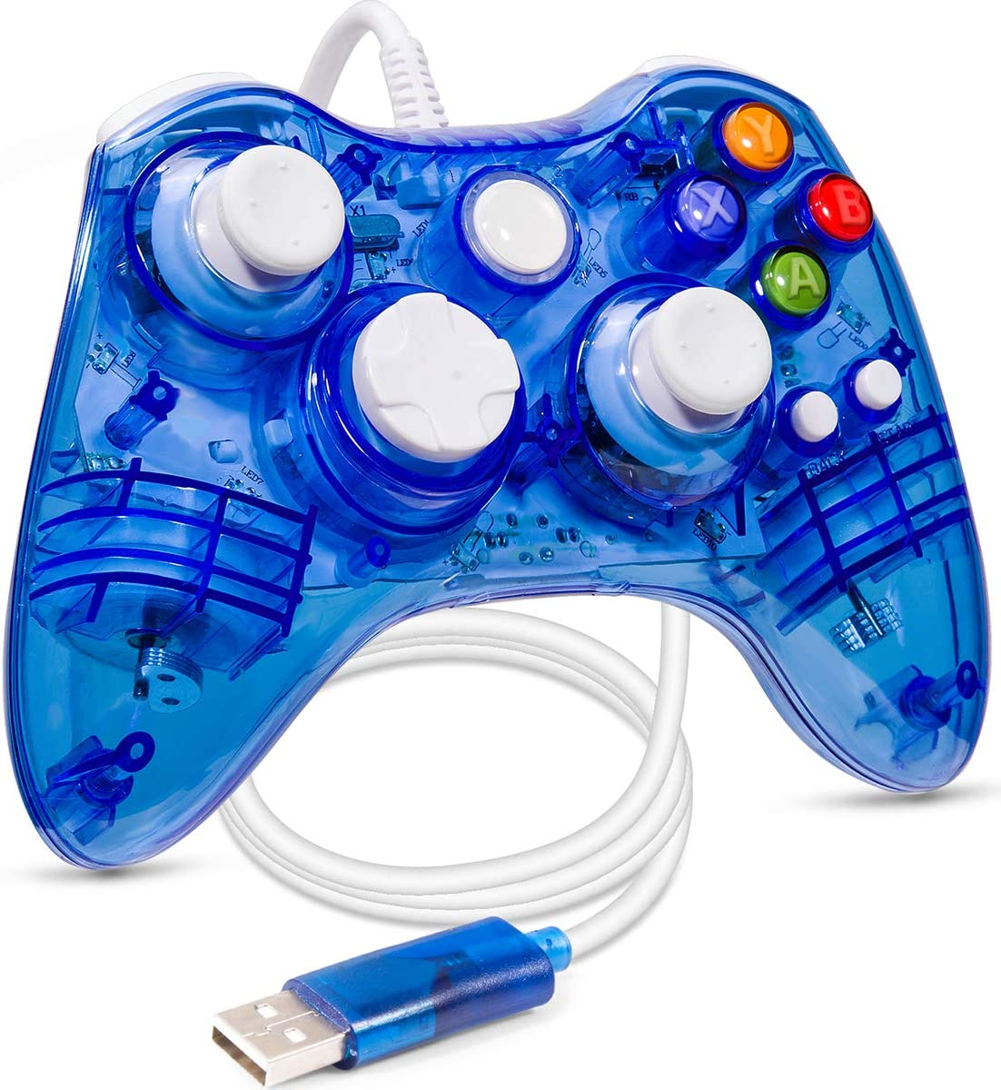 LUXMO PREMIUM Wired Xbox 360 Contro SEAL lowest price limited product Controller xbox360 USB
