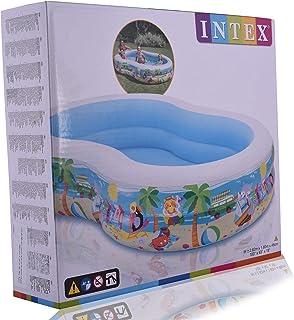 Intex Swim Centre Seashore Pool - 56490