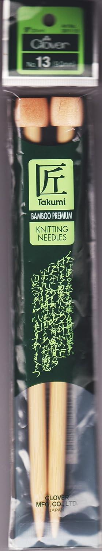 Purchase Takumi service Bamboo Single Point Knitting 9mm 13 9