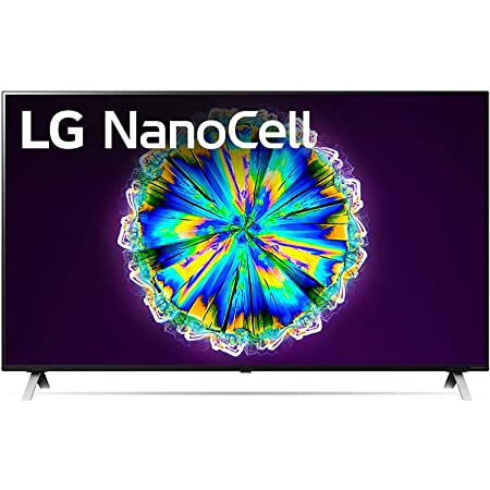 """LG 49NANO85U 49"""" 4K NanoCell Smart Ultra High Definition Nano 85 Series TV with an Additional 1 Year Coverage by Epic Protect (2020)"""