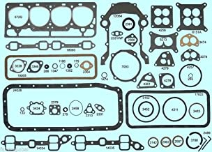 BEST Full Engine Gasket Set/Kit compatible with 1955-64 Ford Edsel Mercury 272 292 Y-Block (stock)