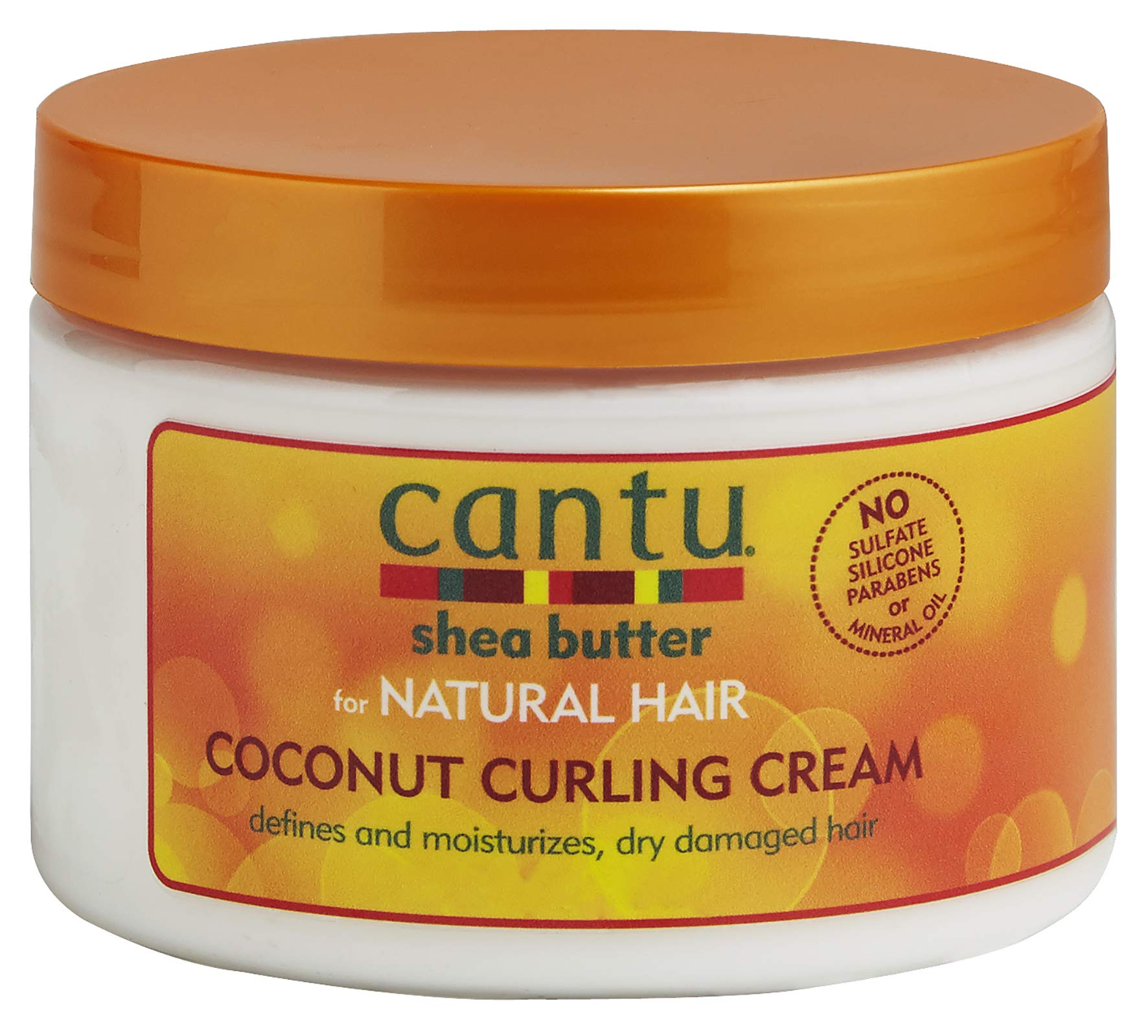 Cantu Coconut Curling Cream Ounce