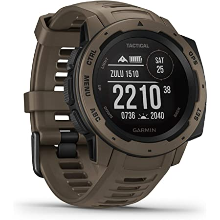 Garmin Instinct Tactical Robuste Gps Smartwatch Mit Elektronik