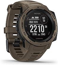 Garmin Instinct Tactical – robuste GPS-Smartwatch mit taktischen Funktionen...