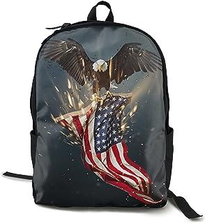 Laptop Backpack, College Daypack Casual Travel Camping Pack Shoulder Bag Book Bag For Teens Men Women