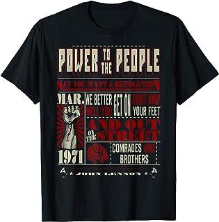 John Lennon - Revolution T-Shirt