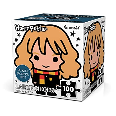 Re-marks Harry Potter 100pc Puzzle Cube Hermione