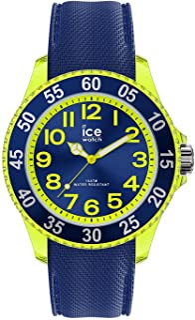 Ice-Watch - ICE cartoon Spaceship - Montre bleue pour garçon avec bracelet en silicone - 017734 (Small)