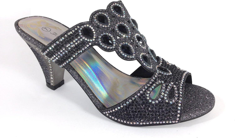 Sandales élégantes, basses et et et moyennes sandales  extremt låga priser