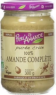 Perl'Amande Purée Amande Complète Bio 300 g