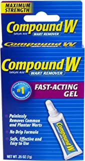 Compound W Gel, .25 oz