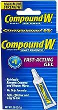 Compound W Gel, .25 oz