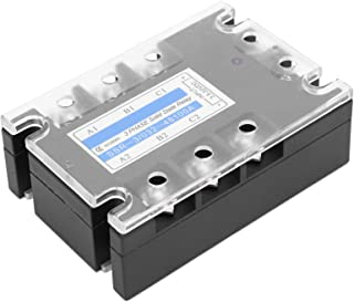 Solid State Relay Module, Durable Convenient To Use Solid State Relay DC‑AC, for Petrochemical Equipment Commercial Heavy ...