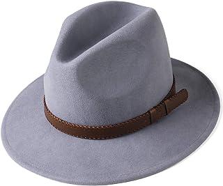 29bb8ceb8 Amazon.com: Greys - Fedoras / Hats & Caps: Clothing, Shoes & Jewelry