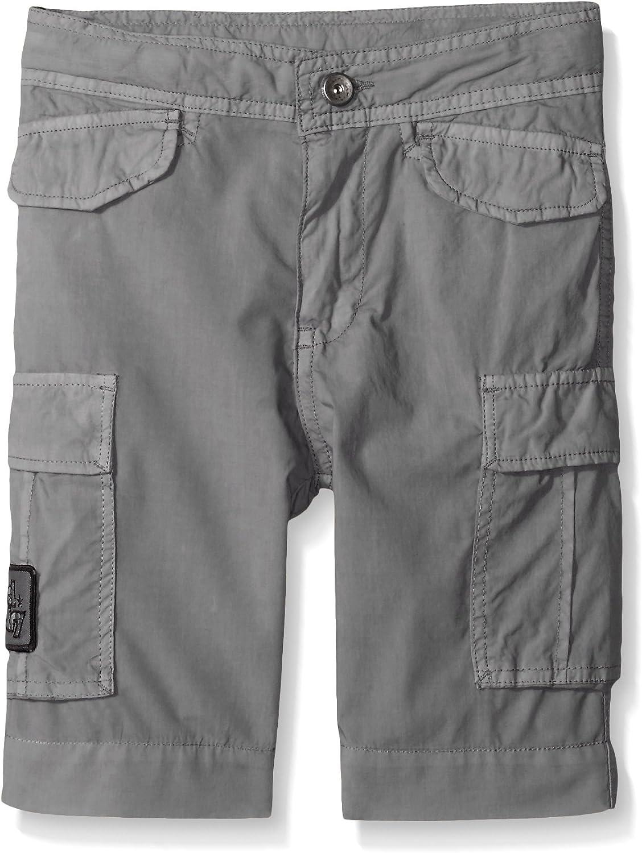 Diesel Boys' Perty Poplin 6 Pocket Cargo Short