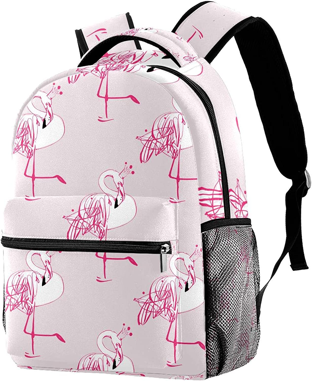 Max 51% OFF Travel Loptop Raleigh Mall Backpack with Adjustable Capa Strap Large Shoulder