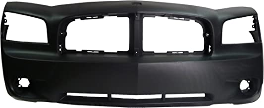 Charger 06-10 Front Bumper Cover, Primed, w/o Performance Pkg.