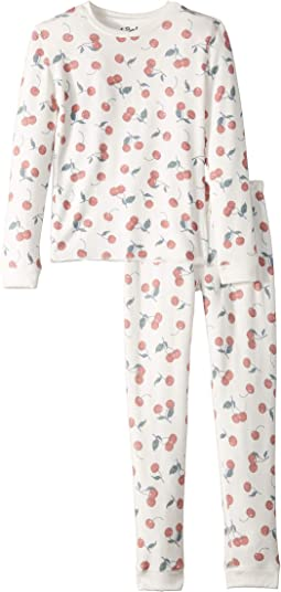 Mon Cheri Two-Piece Jammie Set (Toddler/Little Kids/Big Kids)