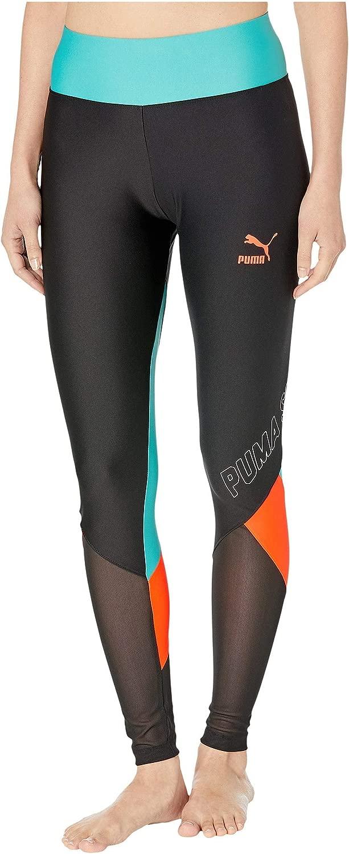 [PUMA(プーマ)] レディースセータージャンプスーツ LuXTG Leggings PUMA 黒 XS [並行輸入品]
