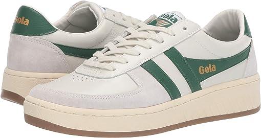 Off-White/Green/Gum
