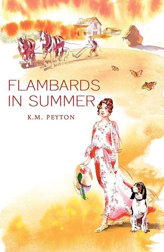 ソース教会切手Flambards in Summer (English Edition)