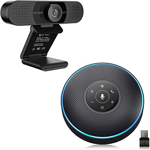 popular Home Office - C960 1080P HD, Specially Offer for Home Office, outlet sale Webcam with high quality M2 Bluetooth Speakerphone, Idea for Working at Home, Solution for Smooth Telecommuting, Make Meeting Simple outlet online sale