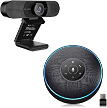 Home Office - C960 1080P HD, Specially Offer for Home Office, Webcam with M2 Bluetooth Speakerphone, Idea for Working at H...