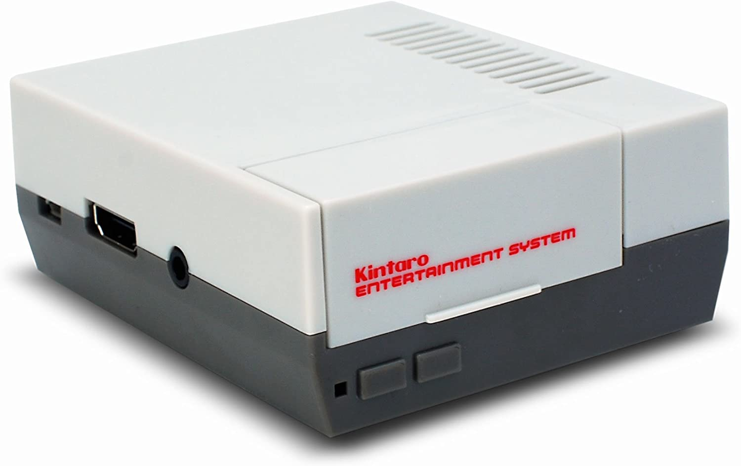 NES case for Raspberry Pi 3,2 and B+ by Old...
