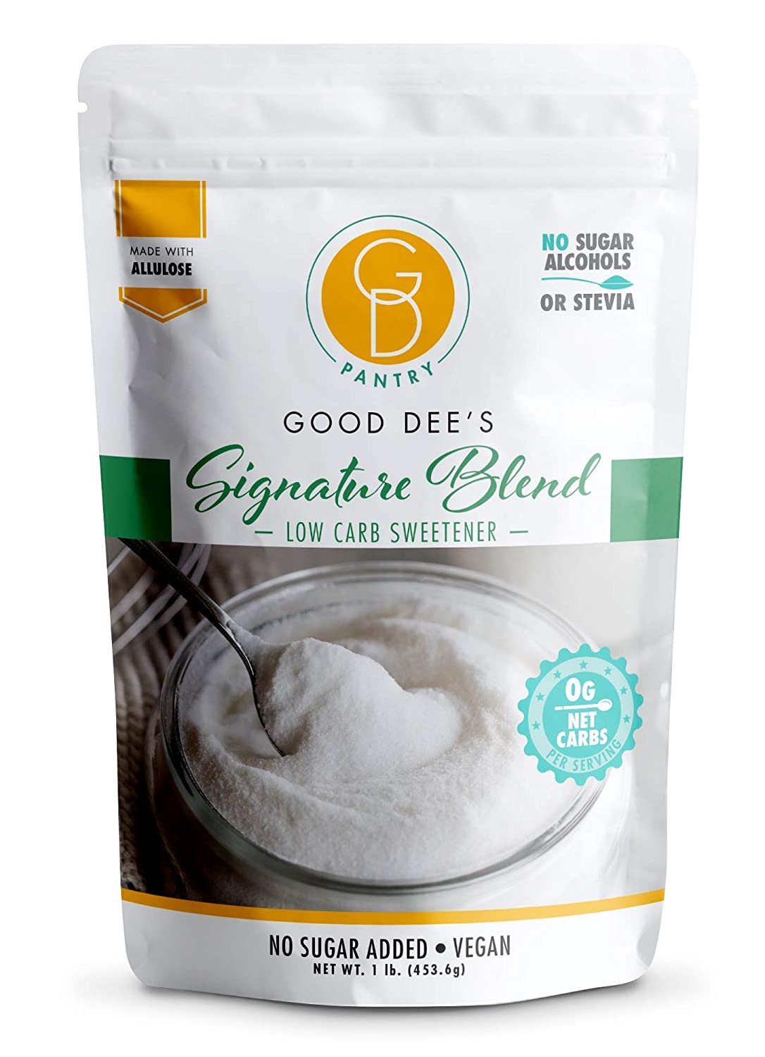 Good security Dees Keto Now free shipping Sweetener Low Allulos Blend Carb