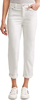 Women's Maddy Straight Leg Jean (Marshmallow White, Size 4, 27W x 26L)