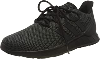 Adidas Questar Flow NXT Side-Stripe Patterned Lace-Up Running Sneakers for Men
