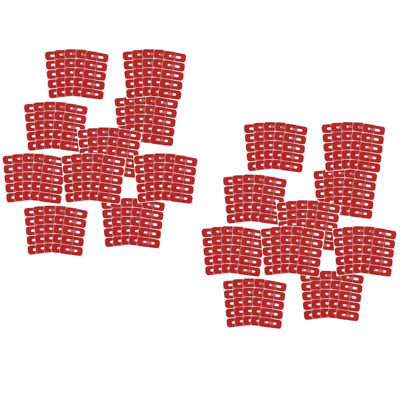 自体ハードリング共役T TOOYFUL ネイルサロン こぼれ防止 ネイルプロテクター カバー 使い捨て ネイルポリッシュ ネイルアート