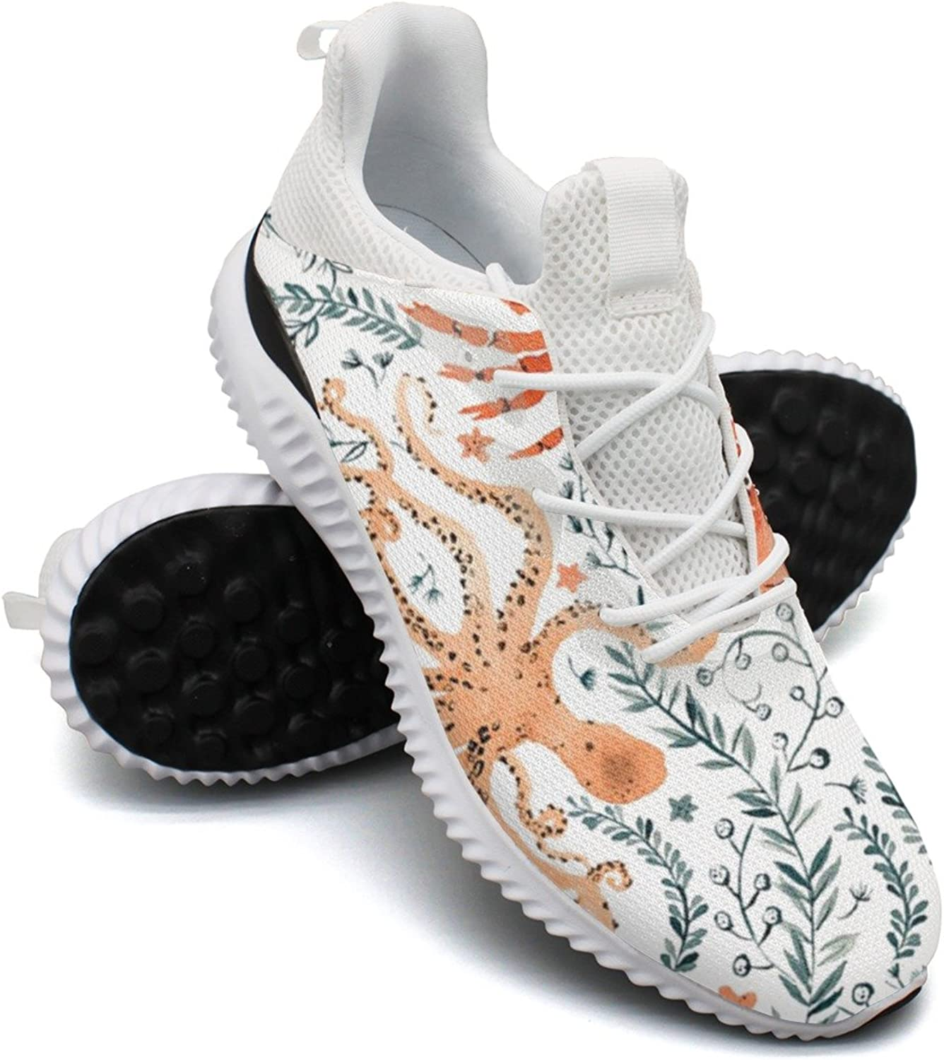 Lobster Sea Animals Leisure Design Running shoes Mens Printing Unique Gift